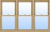 3 adjacent window