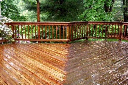 Porch and Deck Wash