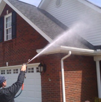 House Wash and Pressure Wash